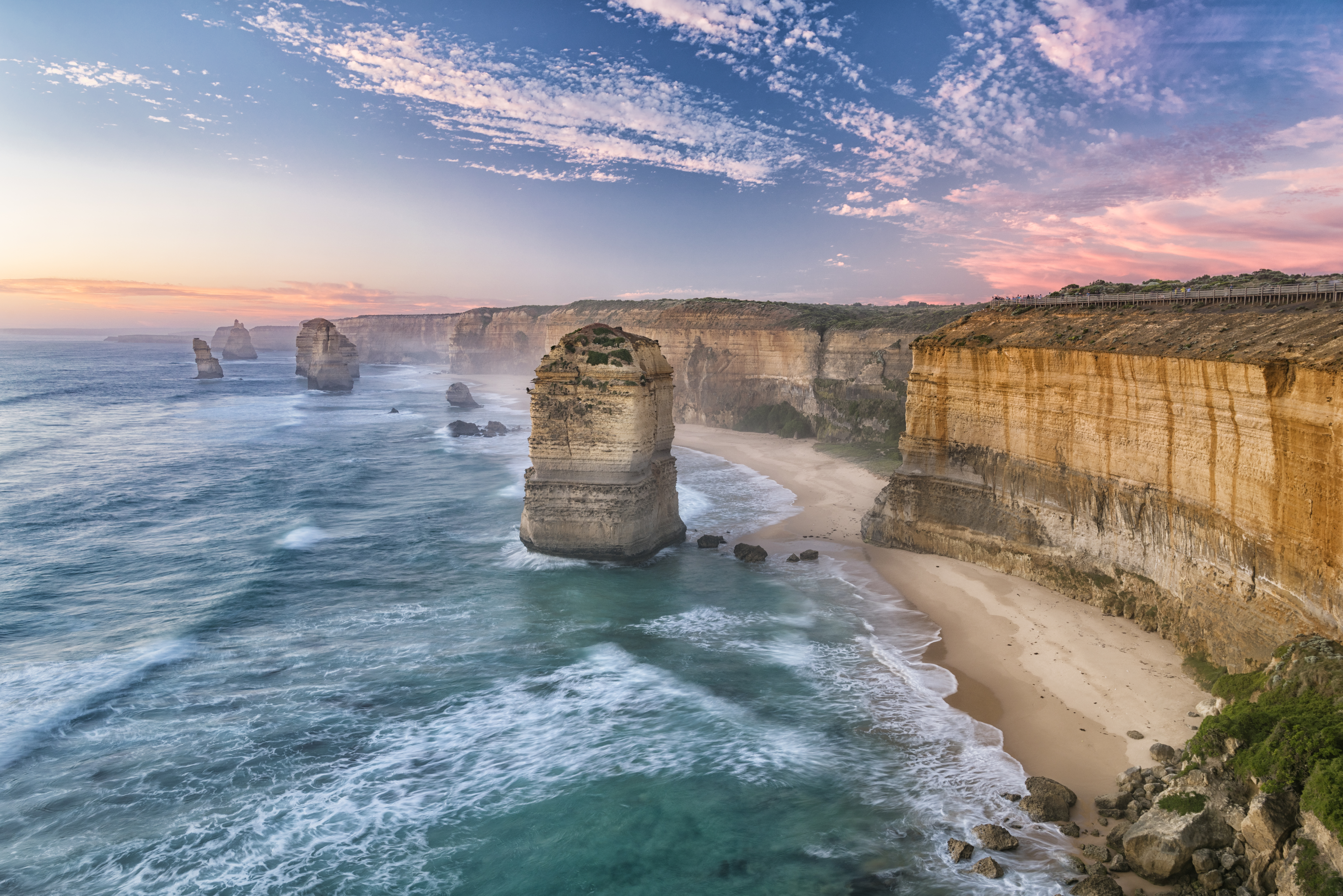 12 Apóstoles en Australia