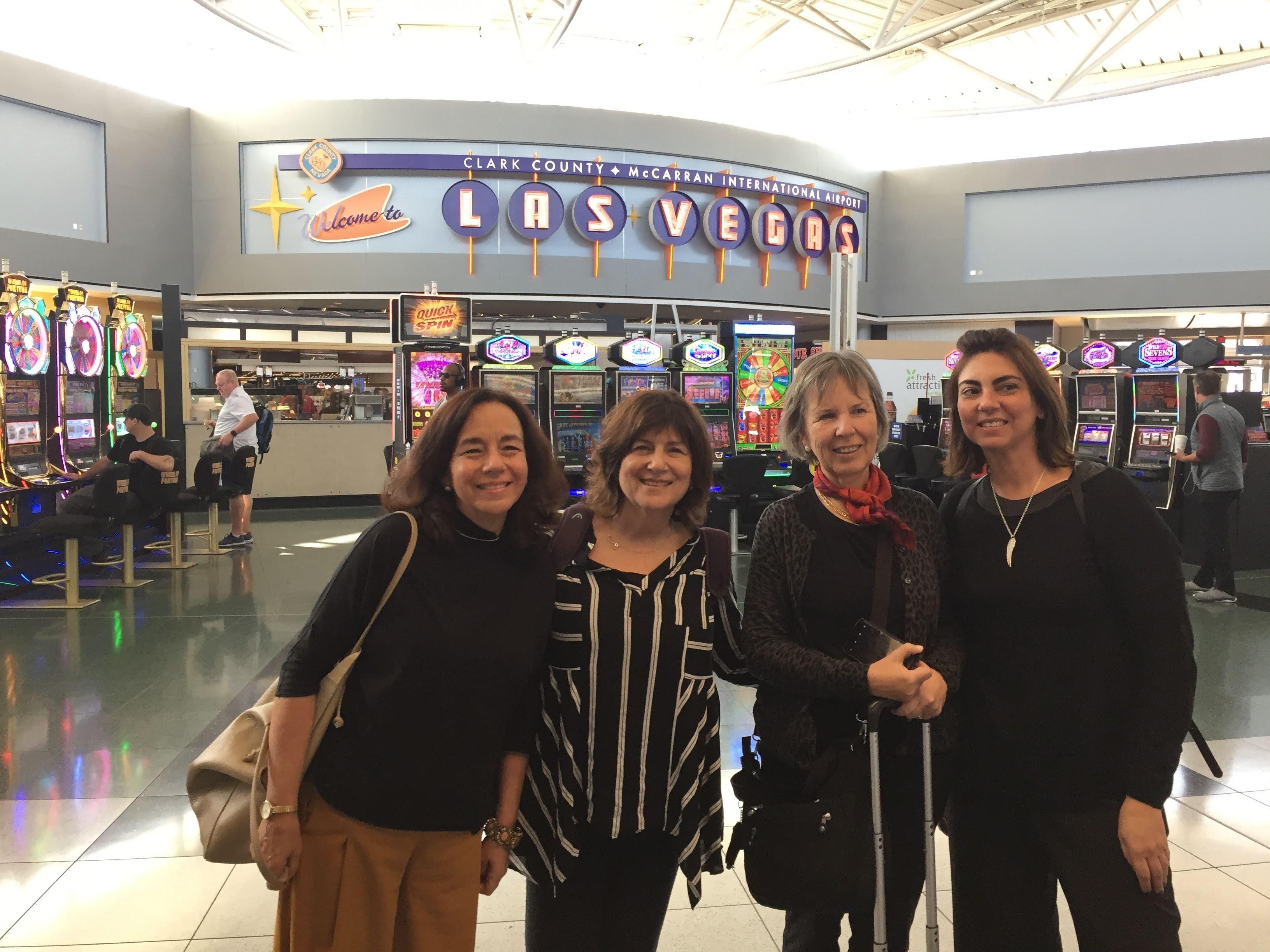 Aeropuerto de Las Vegas en Estados Unidos