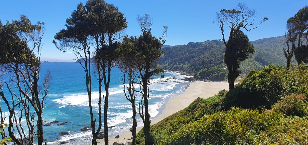 Caleta San Carlos, playas del sur de Chile en la Región de Los Lagos 2
