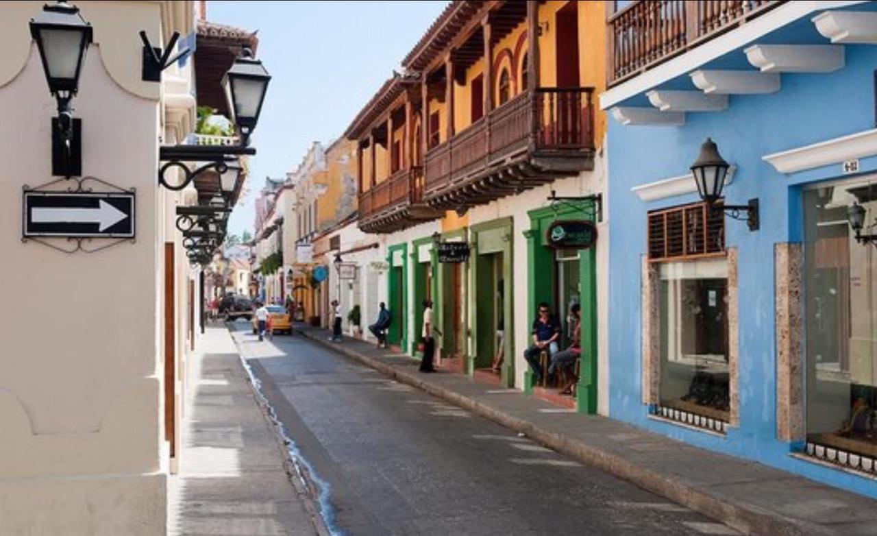 Calles de Cartagena de Indias, Colombia