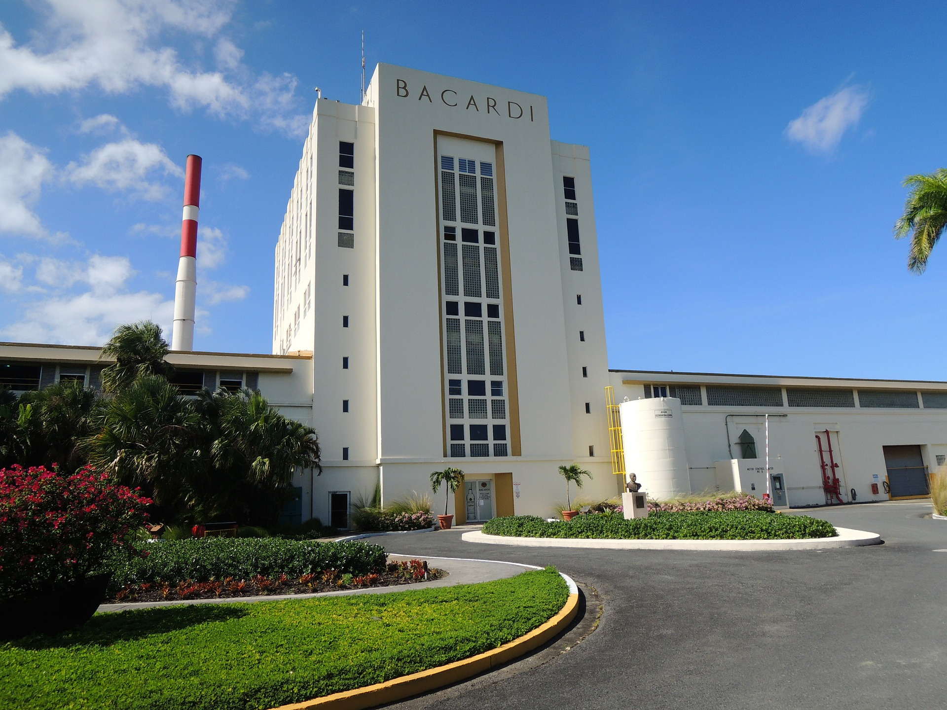 Casa Bacardí en Puerto Rico