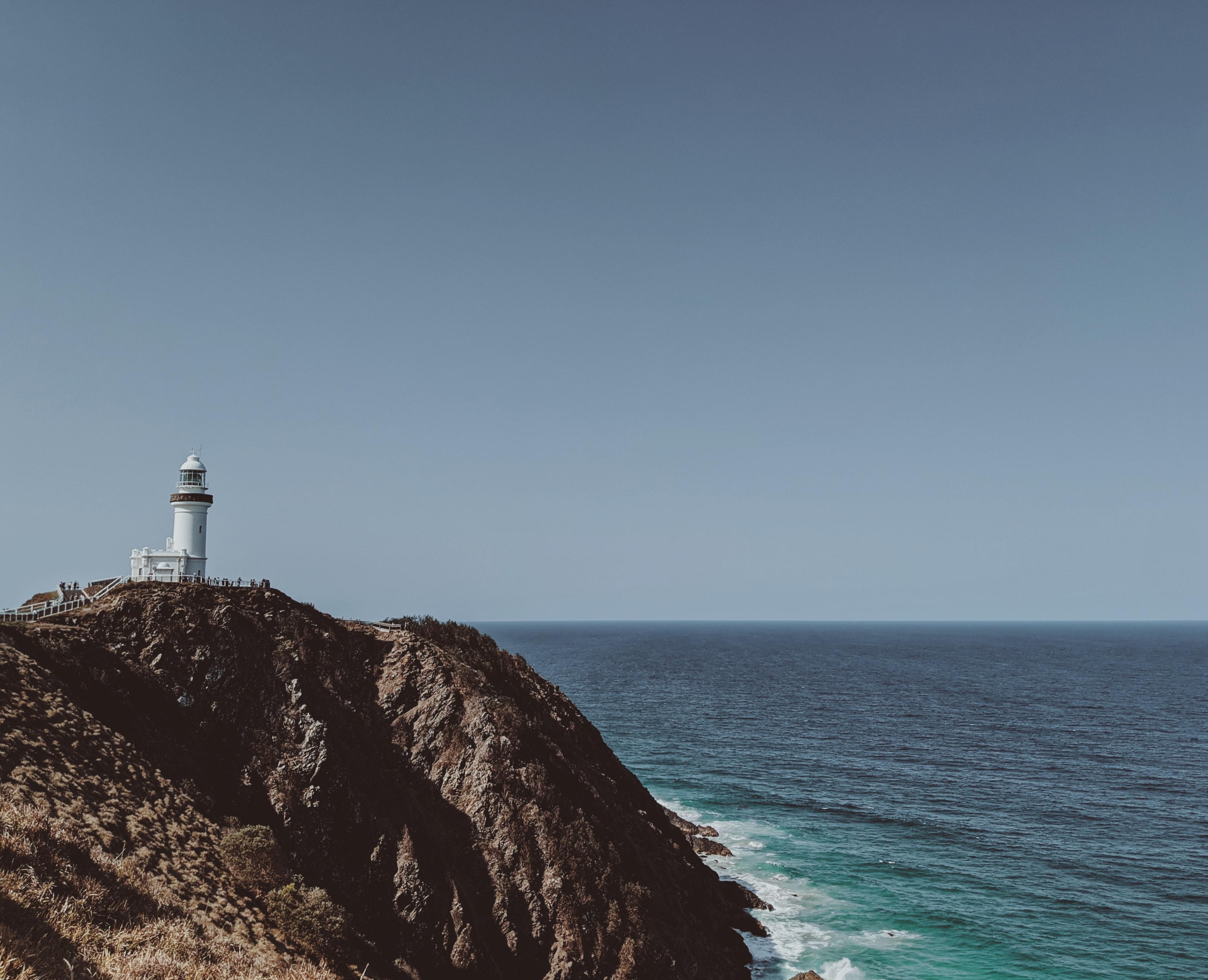 Faro de Cape Byron en Australia