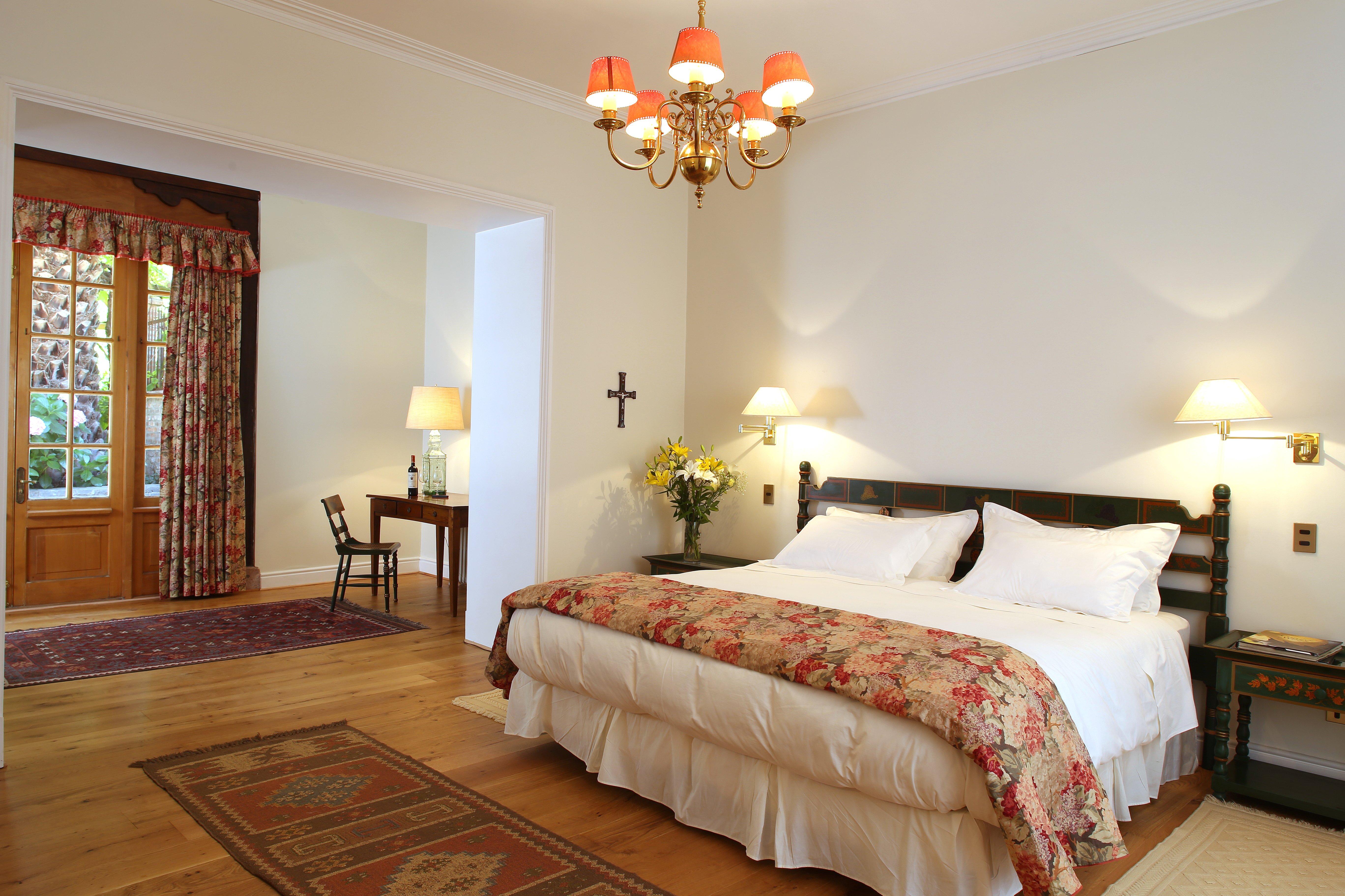 Habitación en Hotel Casa Real en Viña Santa Rita