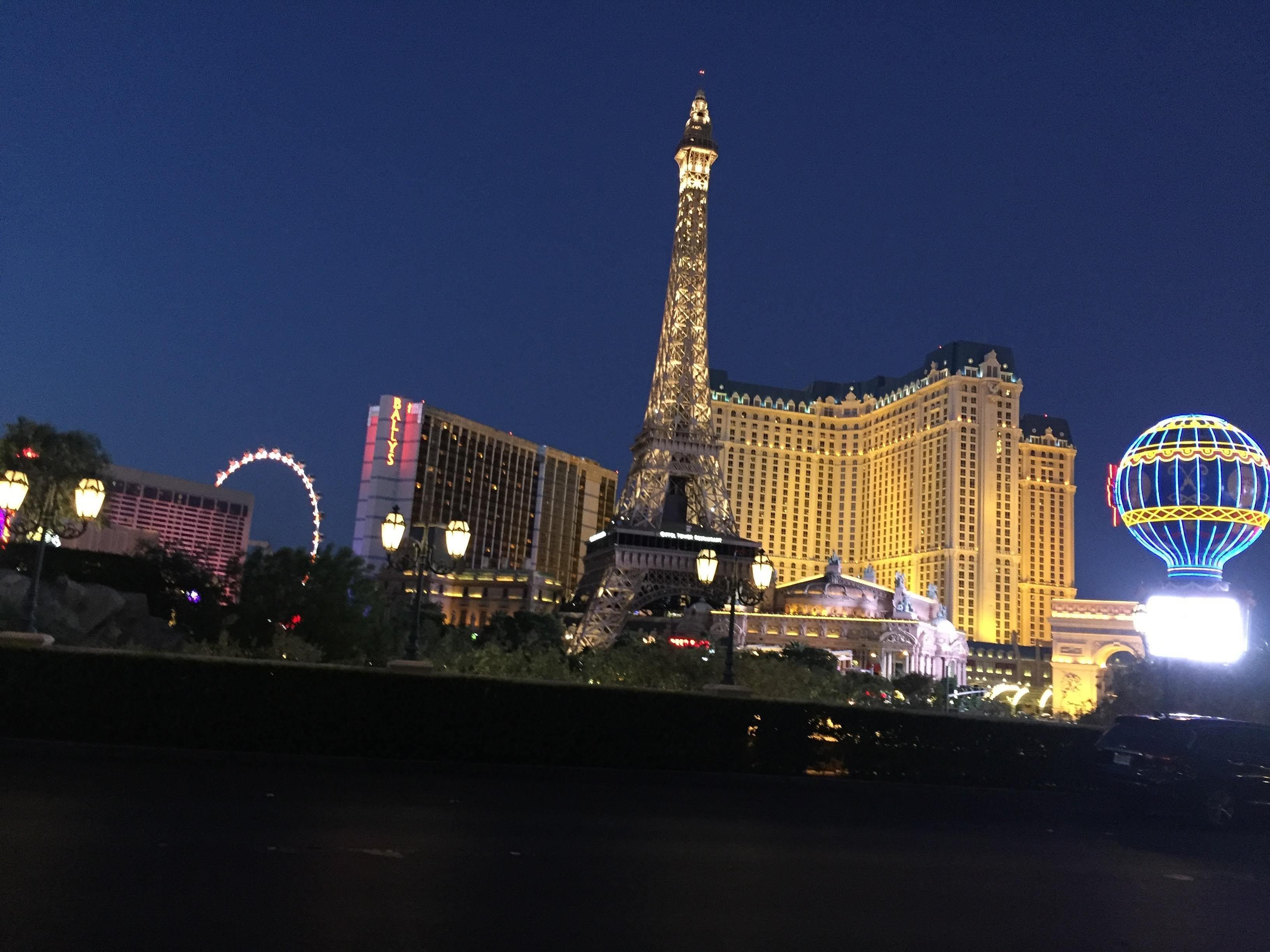 Hotel Paris Las Vegas en Estados Unidos