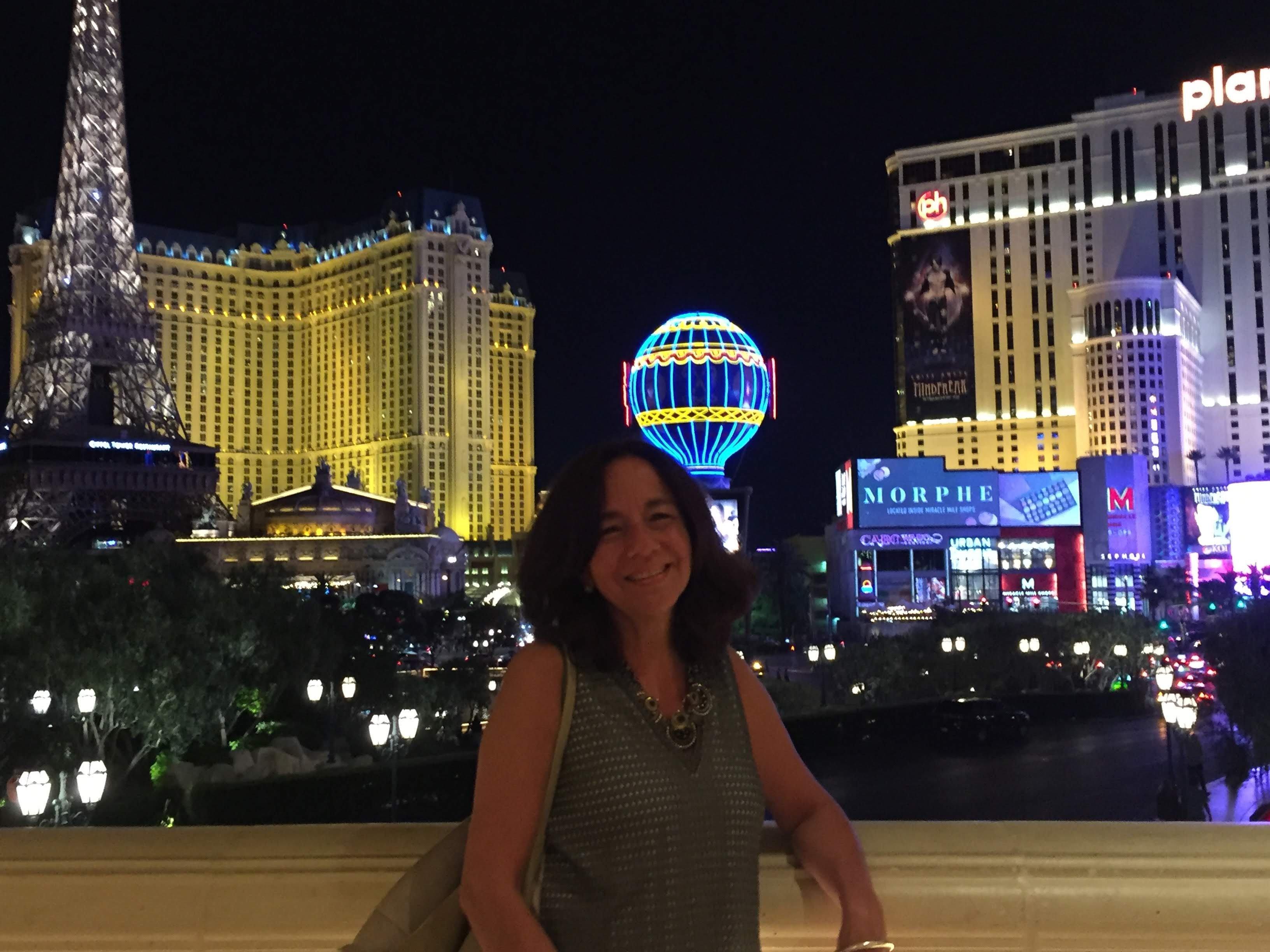 Verano en Las Vegas, Estados Unidos