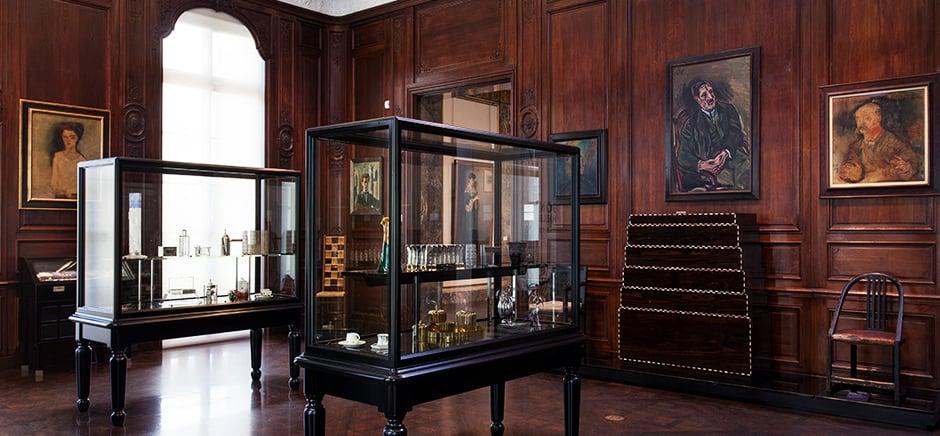 Colección de arte de la Neue Galerie en Nueva York