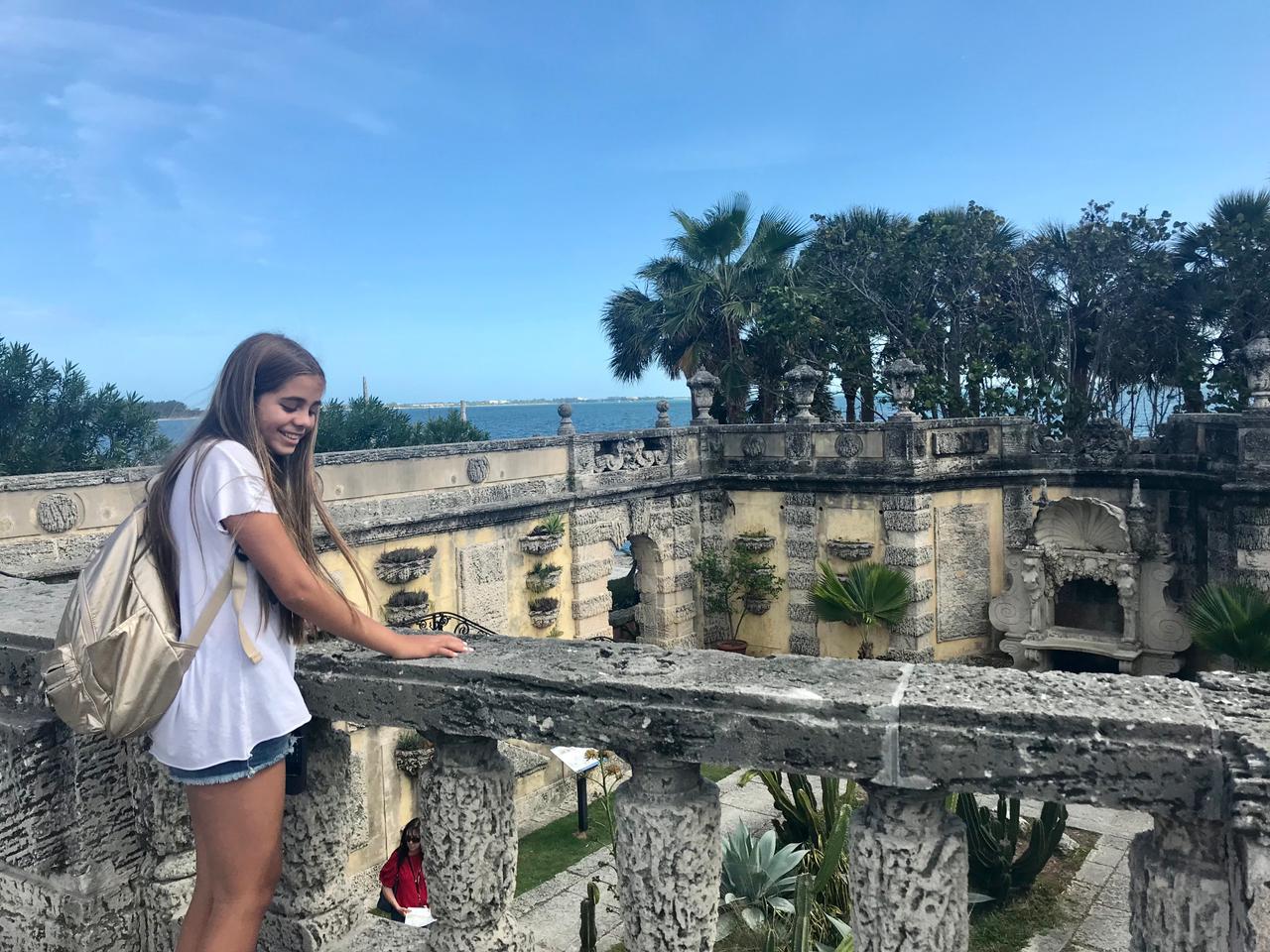 Palacio de Vizcaya en Miami