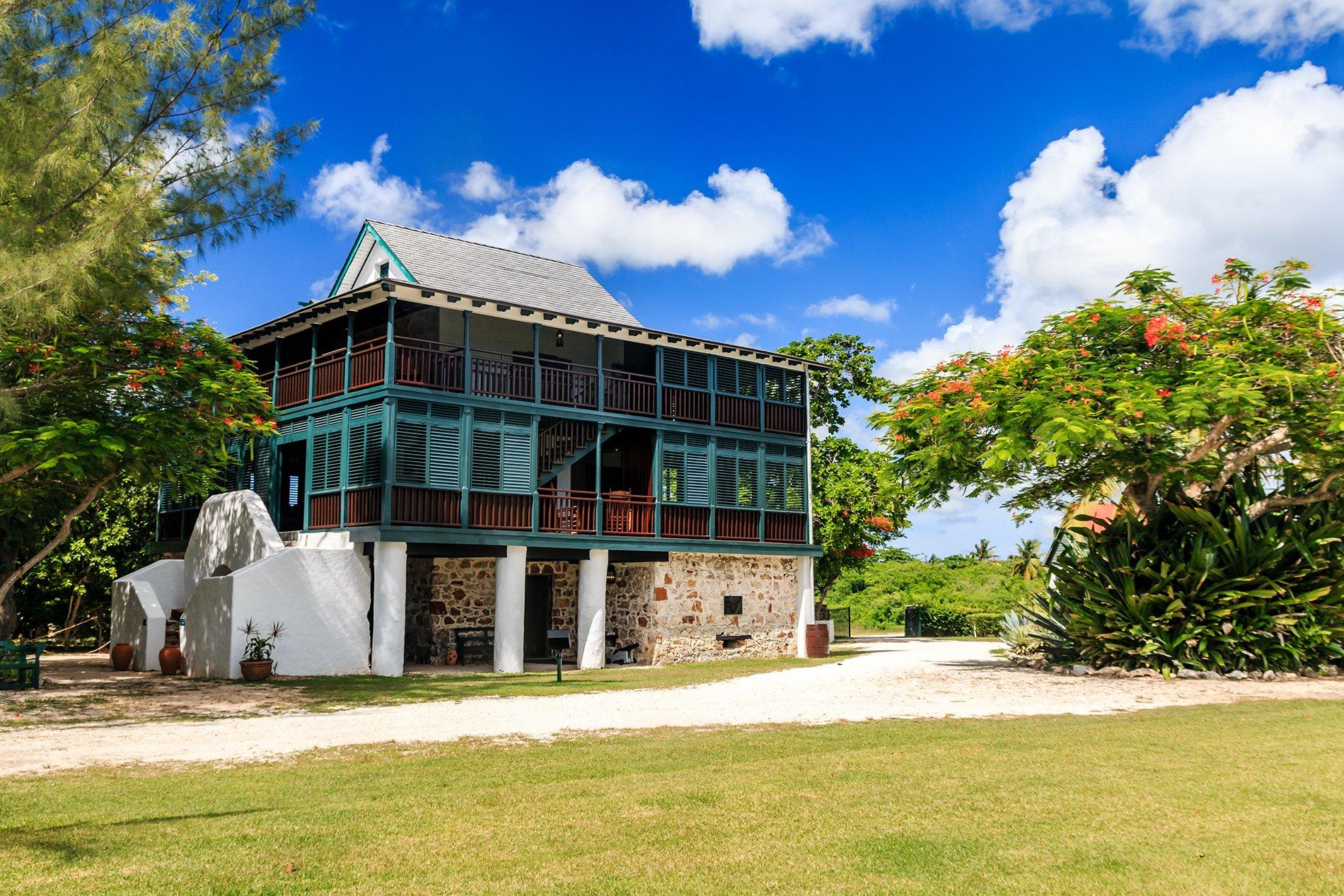 Pedro St. James en Islas Caimán