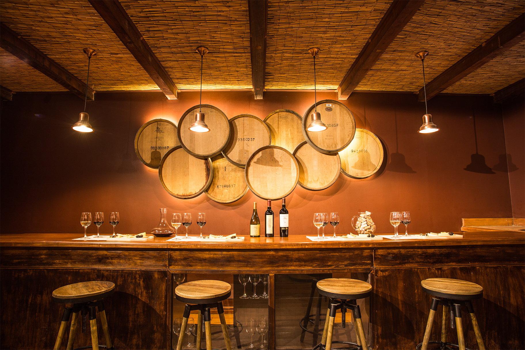 Tour de degustación de vinos en Viña Santa Rita