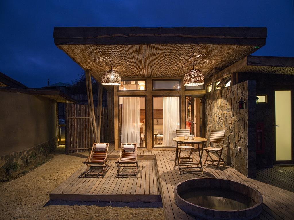 Cuarzo Lodge en Pichilemu