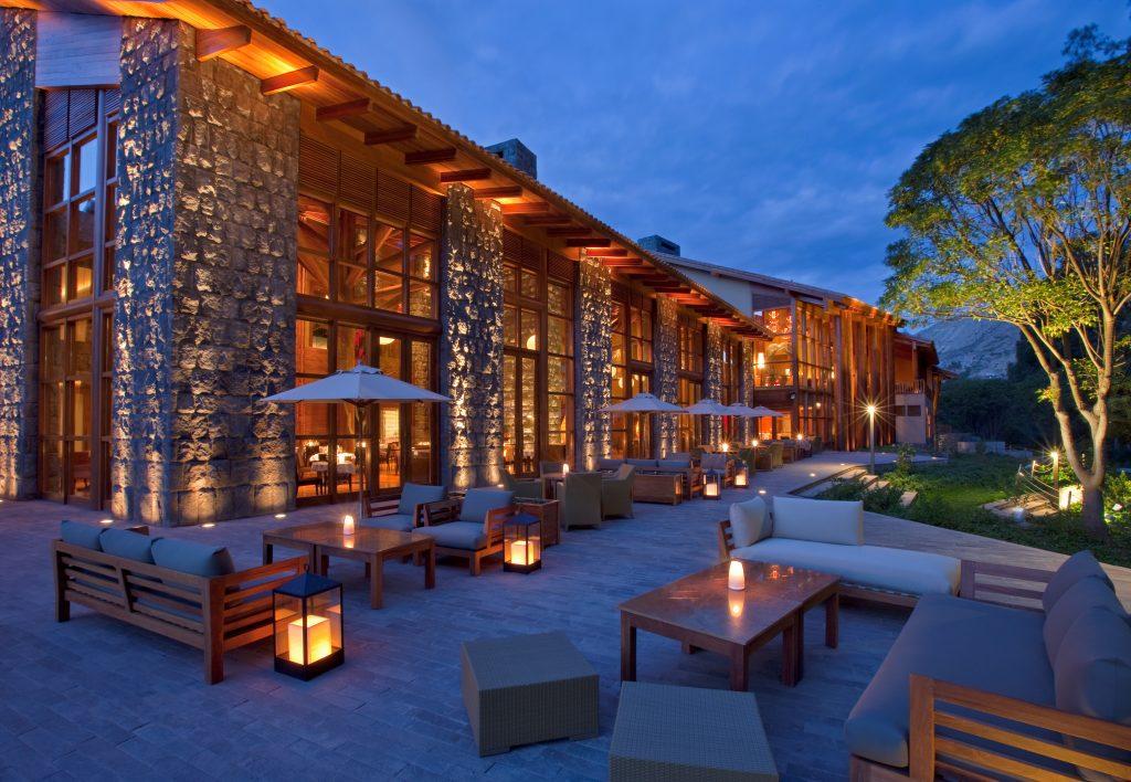 Tambo del Inka Resort & Spa en Valle Sagrado