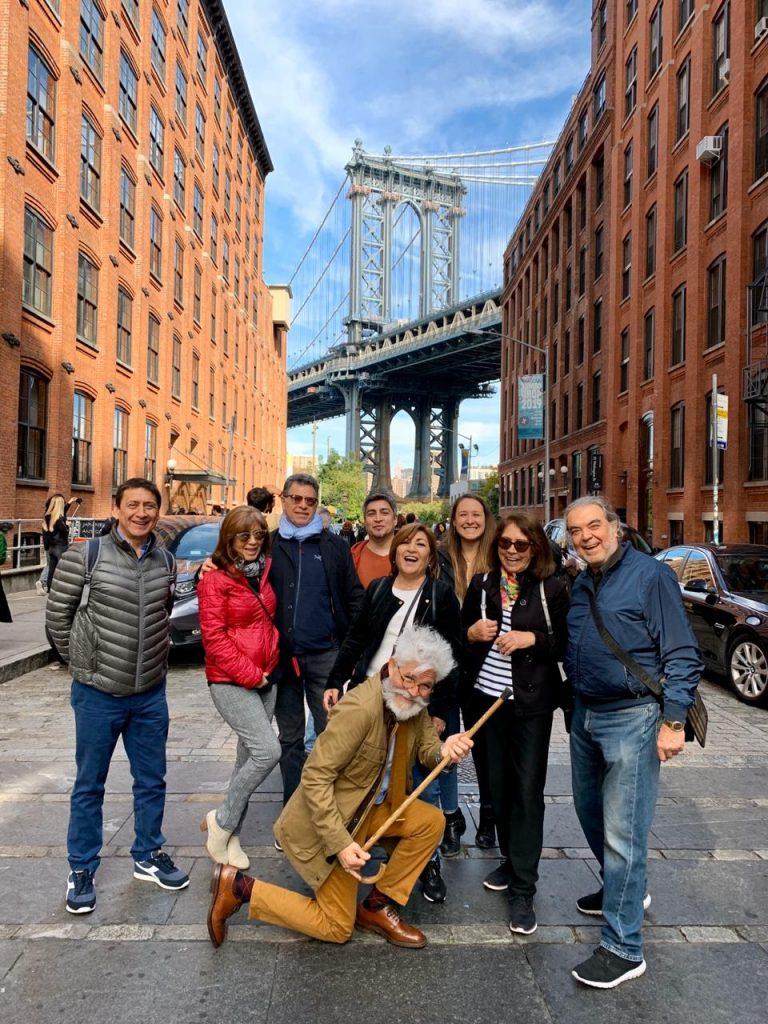 Federico Sánchez en Nueva York