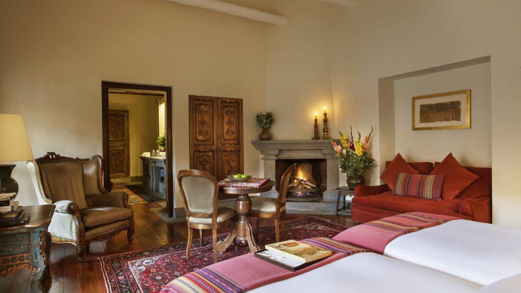 Hotel Inkaterra La Casona en Cusco