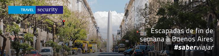 Escapada de fin de semana a Buenos Aires