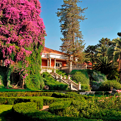 Hotel Casa Real en Viña Santa Rita