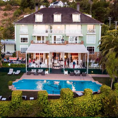 Hotel Isla Seca en Zapallar