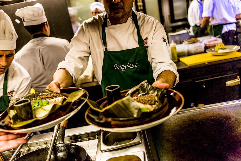 Restaurante Amazónico en Madrid